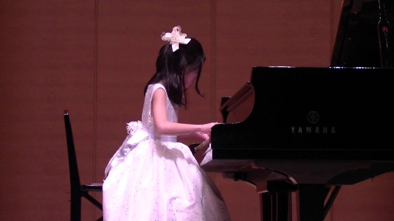 モーツァルト/ピアノソナタ K570第3楽章 (M...