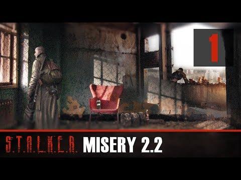 Misery 2.2: Part 1 [Shevchenko Raid and Ranger Station]