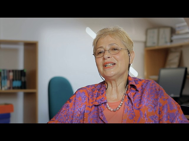 Maria Roth despre Masteratul european pentru drepturilor copilului
