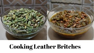 Buyam Rabong  Dried Green beans Leather Britches