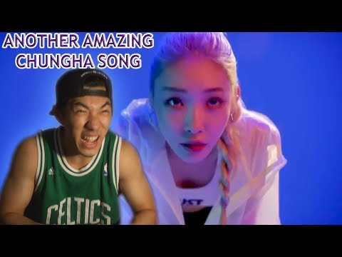 [Reaction] CHUNG HA(청하), Mommy Son(마미손) 'FAST(달려)' [MV]