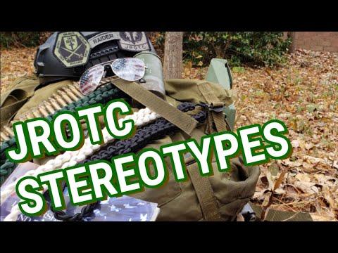 JROTC Stereotypes!