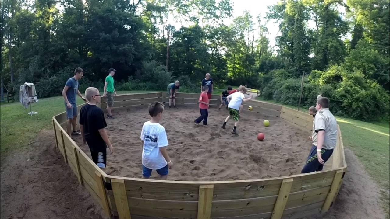 2016 Boy Scout Summer Camp Kootaga