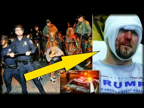 BEWARE: LIBERALS THREATENING TO STAB TRUMP SUPPORTERS IN THIS U.S. STATE… IS IT YOURS?
