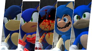Sonic Generations: Choose Your Favorite Design 2 (Sonic Designs Compilation)