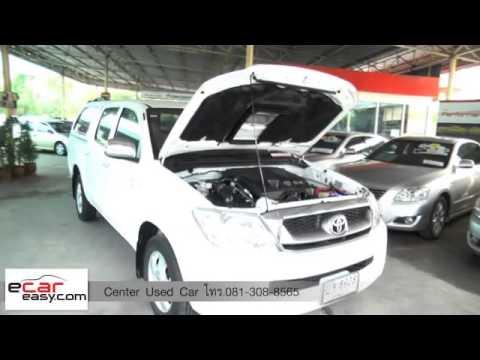 Toyota Vigo double cab 2.5 E ปี 2009