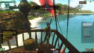 ArcheAge 1.7 - Mega Galleon