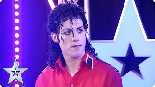 Preview: How long can this Michael Jackson impersonator dance for?| Britain's Got More Talent 2016
