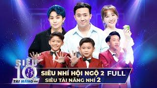 Siêu Tài Năng Nhí Mùa 2 - Hội Ngộ Full HD