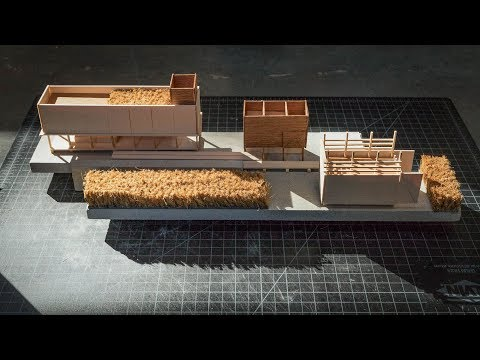 Architecture Model Making Tutorial Part 1