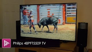 Philips 48PFT5509 TV Review