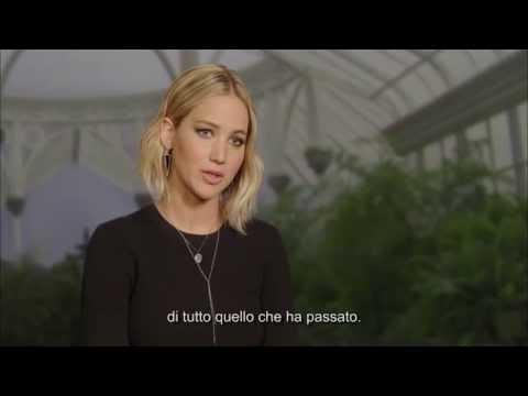 Hunger Games: Il Canto della Rivolta - Parte 2 - Intervista a Jennifer Lawrence
