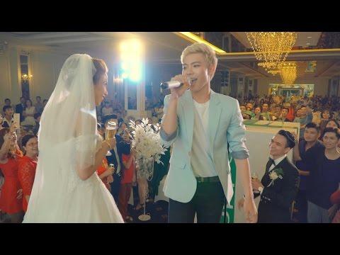 ERIK hát SAU TẤT CẢ dành tặng cô dâu