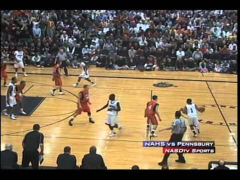 2008 Norristown Basketball vs Pennsbury District Semi part 1