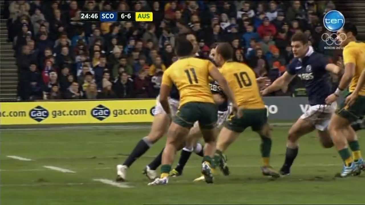 Israel Folau Tribute 2013 Greatest Number 15 In The