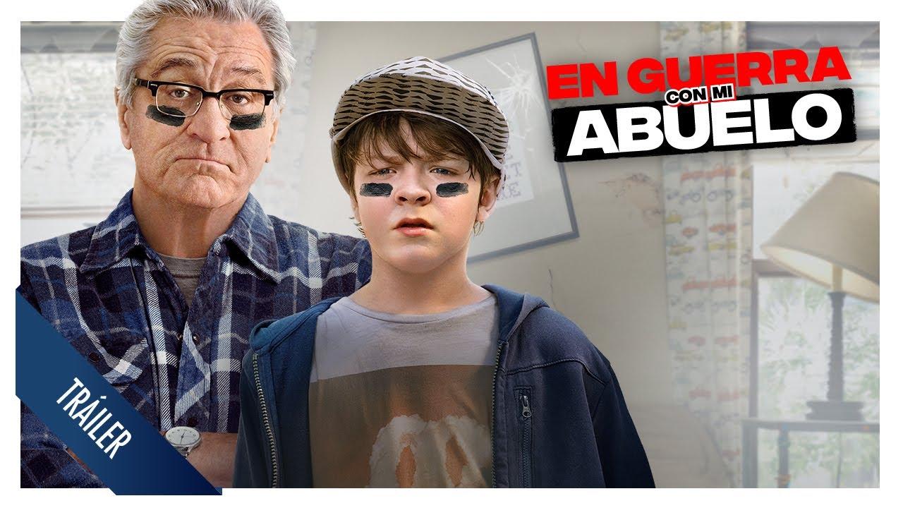 En Guerra Con Mi Abuelo Trailer Oficial En Espanol Youtube