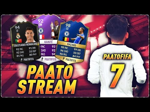 FIFA 17: ROAD TO DAILY KNOCKOUT TOTT-PACK | PaatoFIFA
