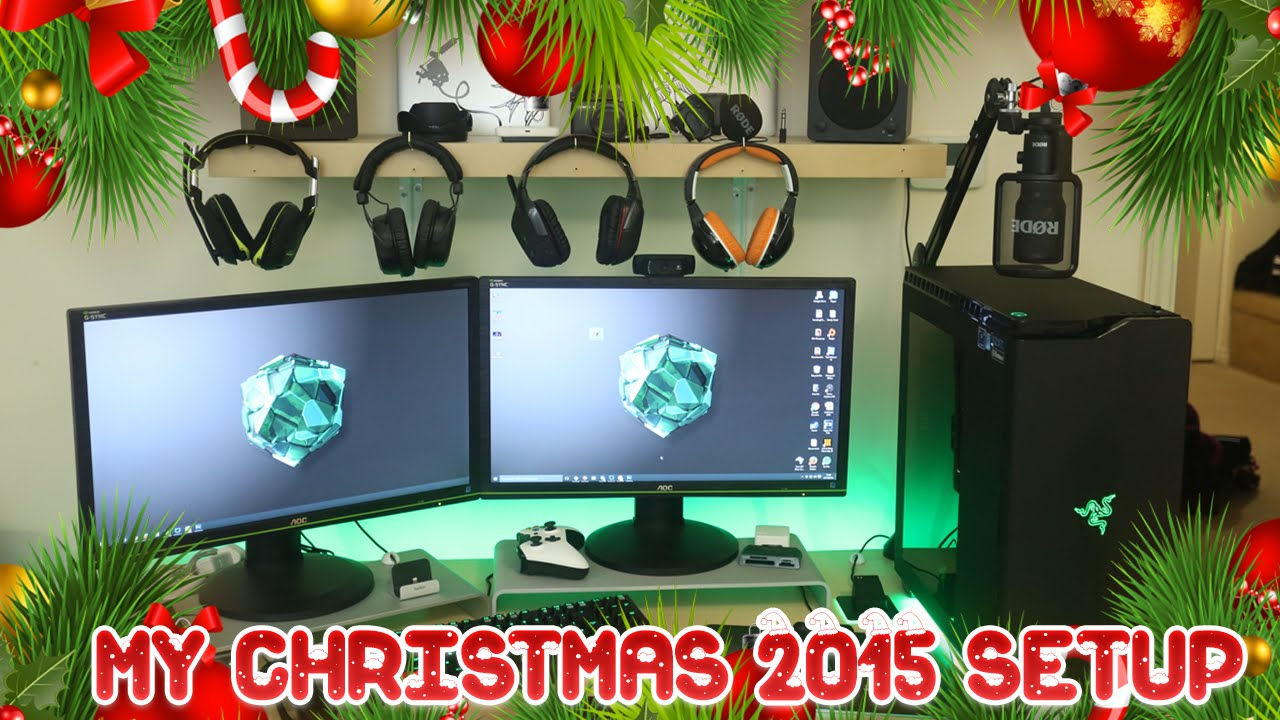 Gaming christmas