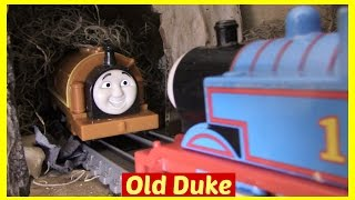 Thomas and Friends Accidents Will Happen Toy Train Thomas the Tank Engine Full Episodes Duke