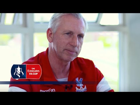 Alan Pardew previews Crystal Palace's Emirates FA Cup Semi-Final | FATV Focus