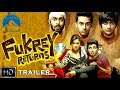 Fukrey Returns   Trailer   Pulkit Samrat   Varun Sharma   Manjot Singh   Ali Fazal   Richa Chadha