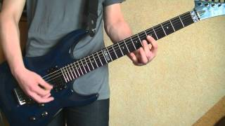 Gambar cover As I Lay Dying - Forever (guitar cover)