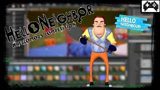КАК ЗАПУСКАТЬ МОДЫ ПРИВЕТ СОСЕД ⏩ Hello Neighbor - Hellomods