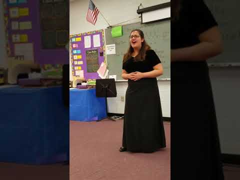 Solo and Ensemble at  Rochelle School of the Arts