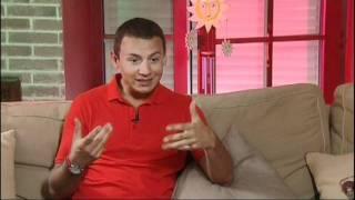 Александр Олешко звездные встречи с  А.Крутой часть 1