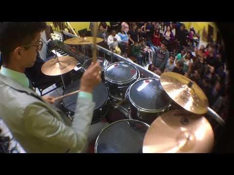 Coral Kemuel - Canta minh'alma Drum Cam (John Drummer)