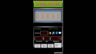 video poker 3 обзор игры андроид game rewiew android(, 2016-06-23T20:10:22.000Z)