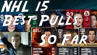 NHL 15 -Best Pulls So Far
