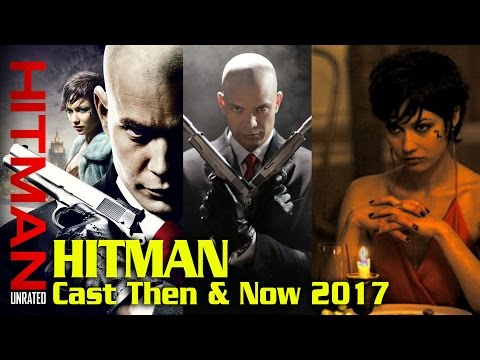 Hitman Movie Cast Then And Now 2017 Youtube
