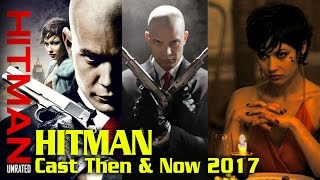 Hitman Movie Cast Then and Now 2017