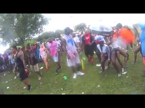 Miami Broward Carnival Jouvert 2018