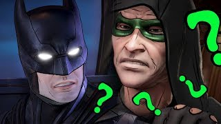 Batman: The Enemy Within - Эпизод 1 - ЗАГАДОЧНИК