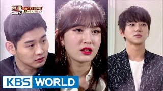 Somi falls in love so quickly! This time, its Hwang Chiyeol? [Sister's SlamDunk2 / 2017.04.14]