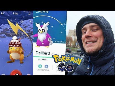 Co w tym roku na Święta w Pokemon GO ? thumbnail