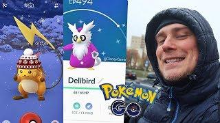 Co w tym roku na Święta w Pokemon GO ?