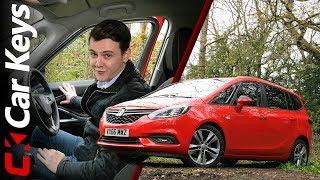 2017 Vauxhall Zafira Tourer Review – Practical and Proud – Car Keys