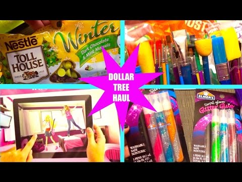 Dollar Tree Haul | New Craft Items & Snacks Review