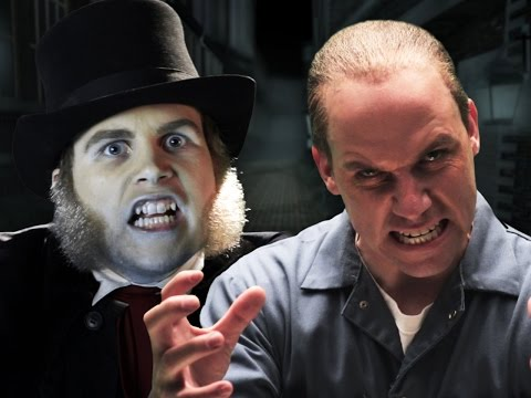 Видео: Jack the Ripper vs Hannibal Lecter.  Epic Rap Battles of History Season 4
