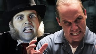 Jack the Ripper vs Hannibal Lecter. Epic Rap Battles of History
