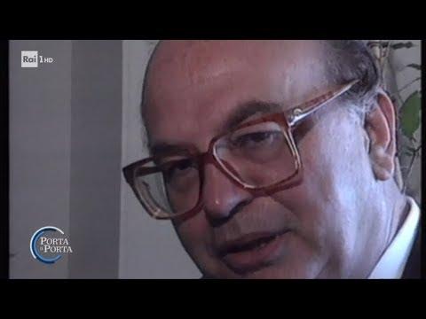 Craxi la preda più ambita di Mani pulite - Porta a porta 09/01/2020