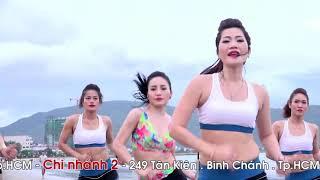 Aerobic khoẻ đẹp cùng Misa aerobic - đốt mỡ thừa hiệu quả