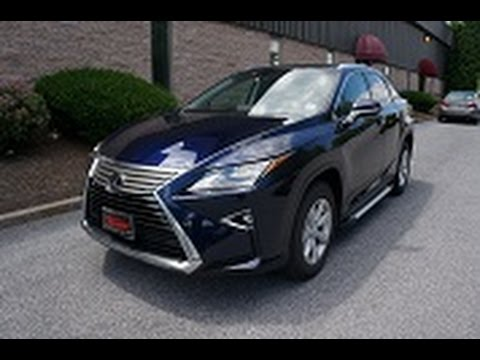 2016 Lexus Rx 350 F Sport >> How to install Romik RAL Running Boards on a 2016 Lexus RX - YouTube