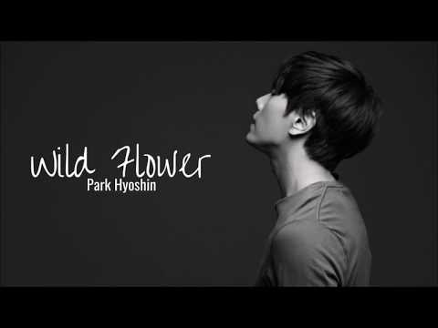Park Hyoshin - Wild Flower (Han|Rom|Eng Lyrics) | by baekhyunkkaebsong