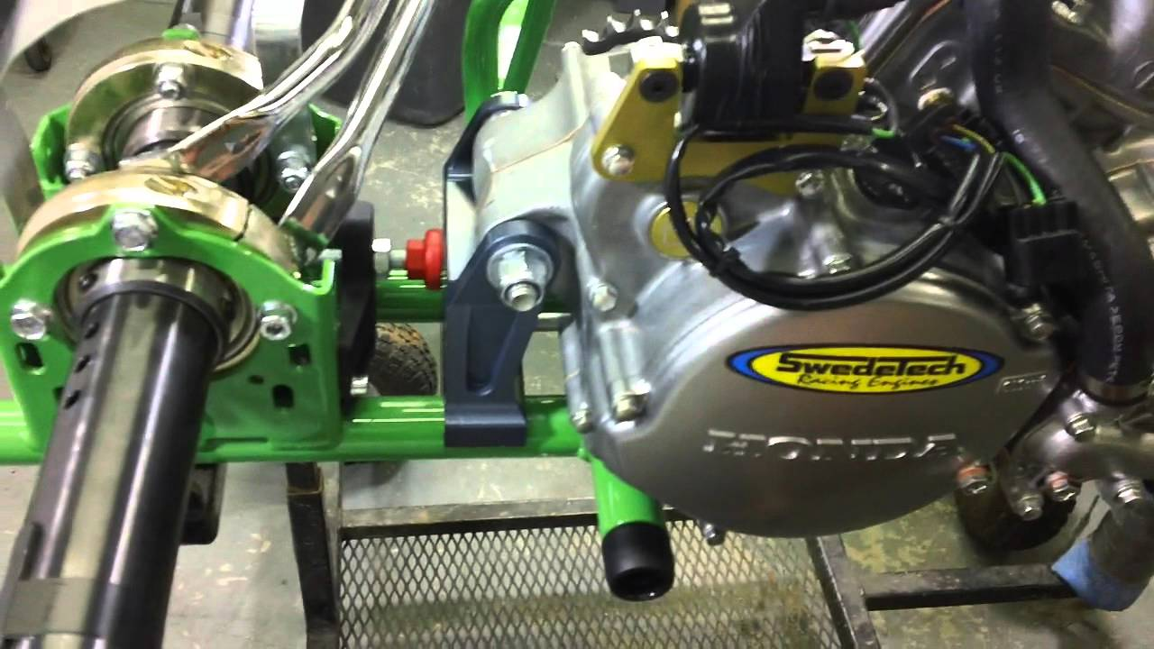 How to Install the SwedeTech CR125 Engine Mount Part 2
