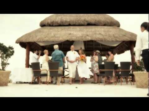 Les and Karen's Wedding -  El Cid Puerto Morelos Mexico