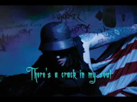 Leave a Scar (Acoustic Version) - Marilyn Manson [Lyrics, Video w/ pic.]